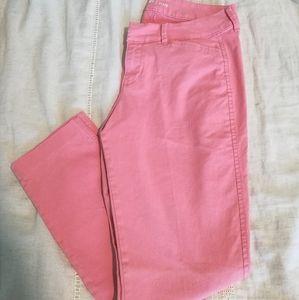 Old Navy Pixie Capri Pants